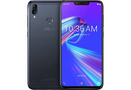 Смартфон Asus ZenFone Max M2 3/32GB Black Qualcomm Snapdragon 632 4000 мАч