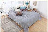 Полуторне махрове покривало на ліжко   (Полуторне махровое покривало на кровать)