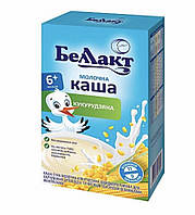 Молочная  каша  Беллакт кукурузная  с 6 месяцев 200 гр