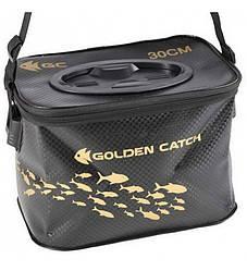Сумка Golden Catch (GC) Bakkan ВВ-3020E (30х20х20 см, 12л), сумка для рыбы