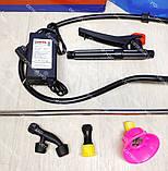 Акумуляторний обприскувач Витязь АТ-12-3, акумуляторний оприскувач, фото 7