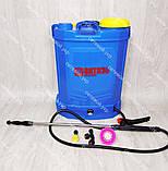 Акумуляторний обприскувач Витязь АТ-12-3, акумуляторний оприскувач, фото 2