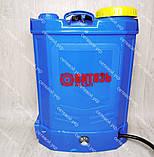 Акумуляторний обприскувач Витязь АТ-12-3, акумуляторний оприскувач, фото 3