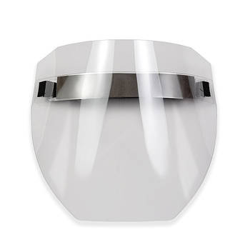 Экран-щиток защитный  1 шт Прозрачный