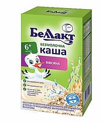 Безмолочная каша  Беллакт овсяная  с 6 месяцев 200 гр
