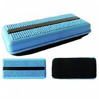 Губка для сухой очистки маркерной доски Buromax синяя (BM.0071)