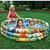 Надувной бассейн Intex в стиле Disney Винни Пух, 147х33 см, от 2-х лет