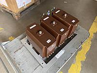 Измерительный трансформатор напряжения 3*ЗНОЛ 12.