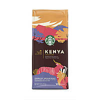 Кофе в зернах Starbucks Kenya African Medium Roast Coffee 275g