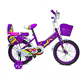 """Велосипед 16 """"SHENGDA"""" Violet T15, Ручной и Дисковый Тормоз, фото 2"""