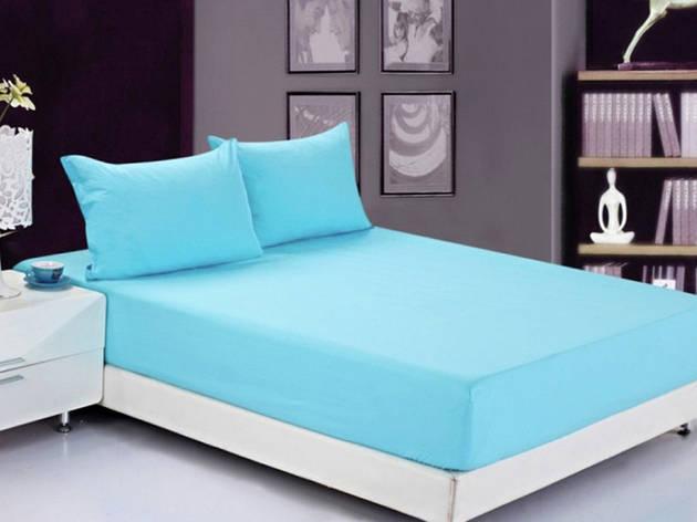 Комплект постельного белья Leleka-textile двуспальный ранфорс летний арт.РЛ-306, фото 2