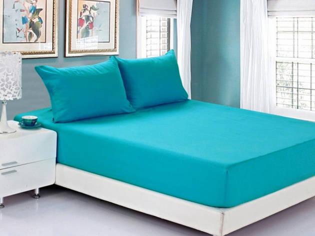 Комплект постельного белья Leleka-textile двуспальный ранфорс летний арт.РЛ-307, фото 2