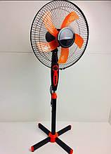 Підлоговий вентилятор з таймером MS-1620/ 5102 (4 шт/ящ)
