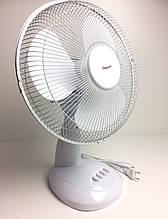 Настільний вентилятор MS-1625 (2 шт)