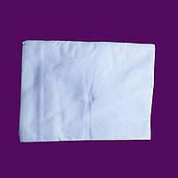 Простынь белая полуторная, 150/220 см, хлопок 100%, Тирасполь, Tirotex