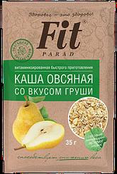 Каша овсяная ФитПарад вкус Груша пакет-саше (35 грамм)