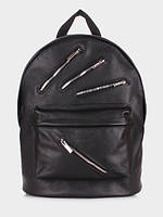 Кожаный рюкзак backpack rockstar 7413-11