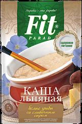 Каша льняная ФитПарад вкус Белые Грибы пакет-саше (25 грамм)
