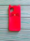 Чехол 3D Cat для Huawei P40 Lite Бампер Усики (2 цвета), фото 4