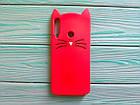 Чехол 3D Cat для Huawei P40 Lite E Бампер Усики (2 цвета), фото 4