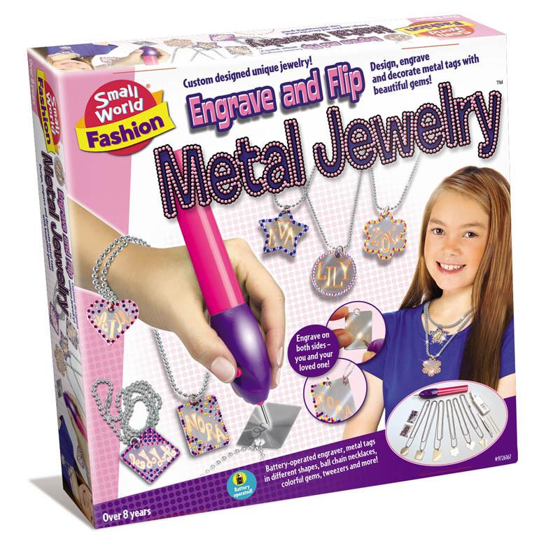 Набор для творчества 6167, металлические ювелирные изделия