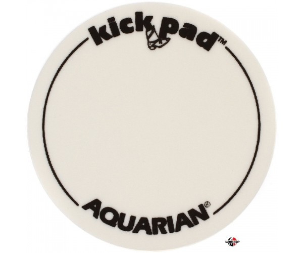 AQUARIAN KP1 Наклейка на пластик бас-барабана