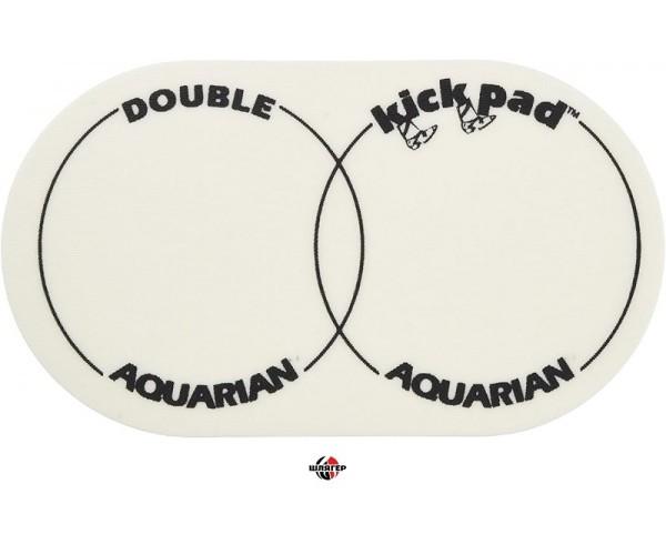 AQUARIAN DKP2 Наклейка на пластик бас-барабана