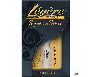 LEGERE Signature Alt Sax 1 марта \ 2 Трость для саксофона альт синтетическая 3,5