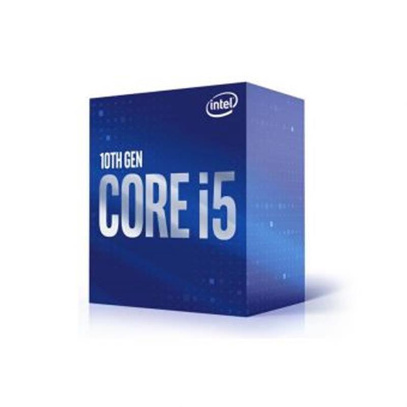 Процессор Intel Core i5 10400 2.9GHz (12MB, Comet Lake, 65W, S1200) Box (BX8070110400)