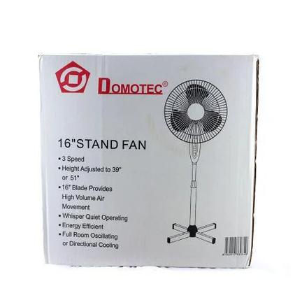 """Напольный вентилятор Domotec FS-1619, 16"""", фото 2"""