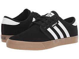 Кроссовки/Кеды adidas Skateboarding Seeley Core Black/Footwear White/Gum 4