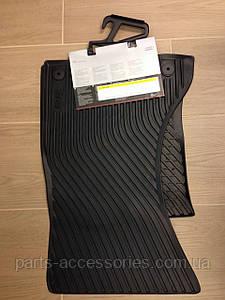 Audi A5 S5 Coupe Cabrio коврики резиновые передние задние новые оригинал