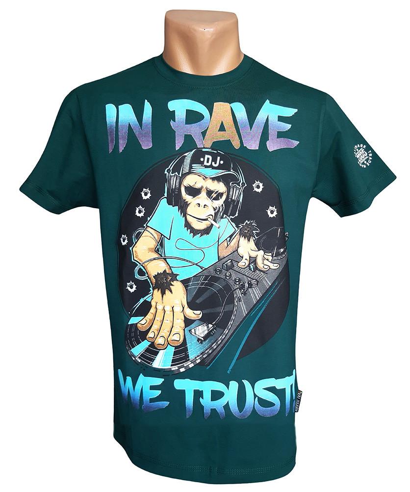 3д футболка с обезьяной Valimark - №5999