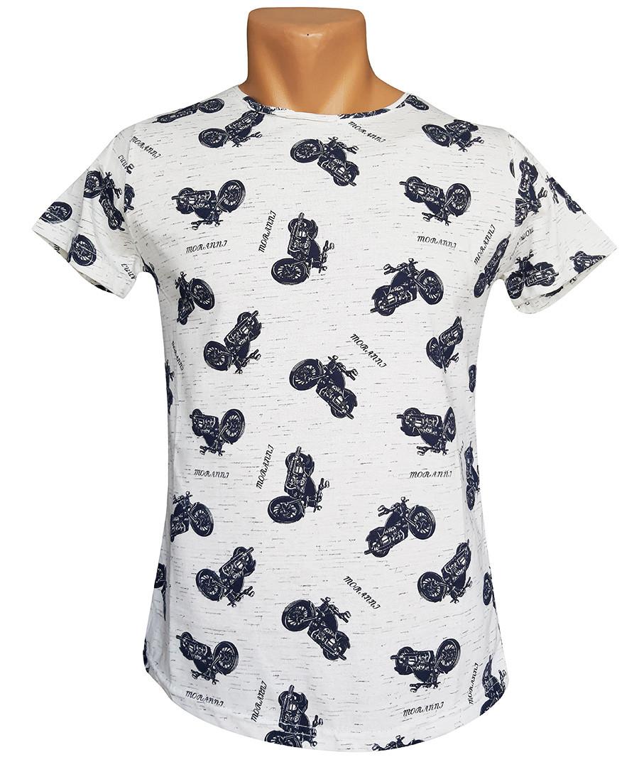 Мужская футболка Moranni - №6001