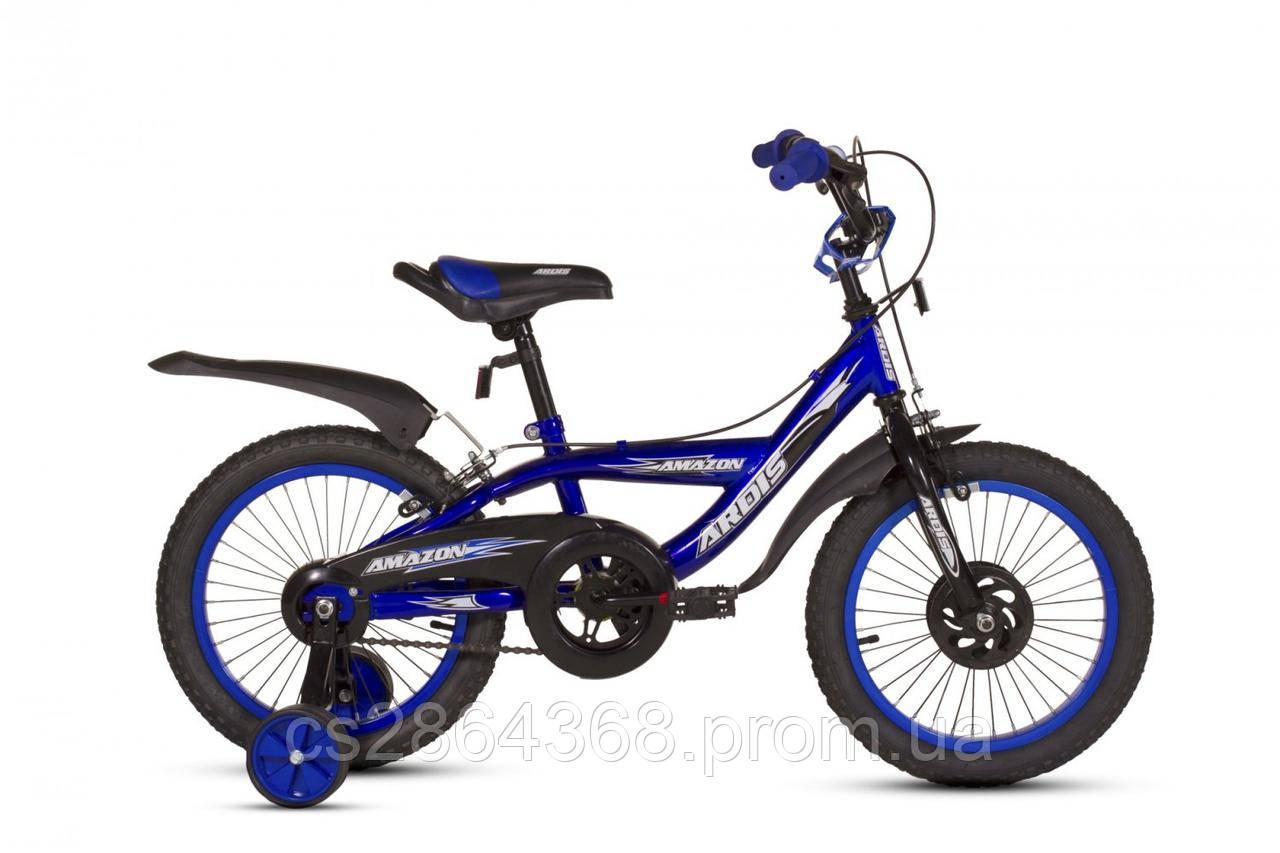 """Ardis Amazon BMX 16"""" синий"""