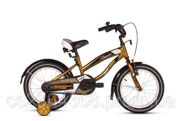 "Ardis Classic BMX 16"" Золотистый"
