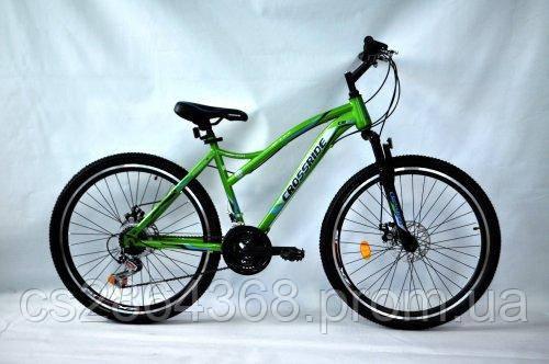 "Crossride Jersey-2 AL 16"" зеленый"