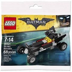 Lego Batman Movie The Mini Batmobile  Мини Бэтмобиль 30521