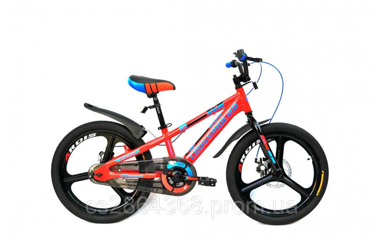 Crossride JERSEY 20 BMX AL  красный