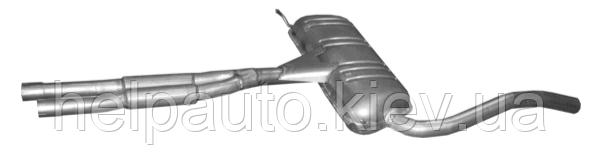 Резонатор для Audi A6