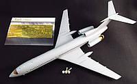 Набор фототравления для деталировки модели самолета Ту-154. 1/144 METALLIC DETAILS MD14402