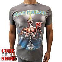 Футболка Iron Maiden - Seventh Son Of A Seventh Son, фото 1