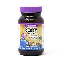 Натуральная добавка Bluebonnet Targeted Choice Sleep Support, 30 вегакапсул