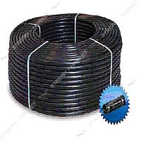 Многолетняя трубка эмиттерная Evci-Plastik для капельного полива d16 20см 200м Диаметр: 16 мм, Длина, м: 200,