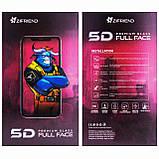 Защитное стекло Zifriend 5D (full glue) для Xiaomi Mi A3 (CC9e), фото 5
