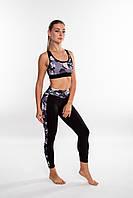 Спортивные штаны, леггинсы женские Radical Valiant (Польша), лосины для йоги, фитнеса и бега
