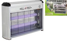 Электроловушка мух и летающих насекомых Kill-Pest  Мощность 20W