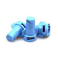Распылитель дефлекторный для жид.удобр. КАС (голубой) FD 10 Lechler (Германия)   FD 600.500.56.10.00.0