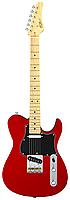 Электрогитара FUJIGEN JIL2-CL-ASH-M Iliad J-Standard (Candy Apple Red)