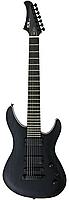 Электрогитара 7 струн FUJIGEN JMY72-ASH-E Mythic Standard Series (Open Pore Black)